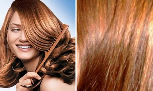 metodi naturali per avere capelli spendenti e sani,aceto per capelli grassi,thè per rendere i capelli lucidi,capelli secchi,doppie punte,