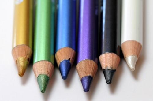 make-up,trucco, le matite quando e come usarle,matite occhi,come usare la matita occhi,truccare il viso,trucco viso,bellezza,taccuino,