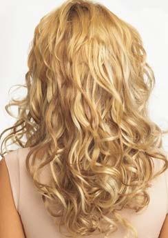 capelli ondulati con una matita,moda capelli,capelli,capelli ricci,come avere capelli ricci,